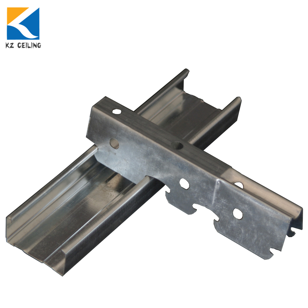 Hook channel & furring channel for ceiling system