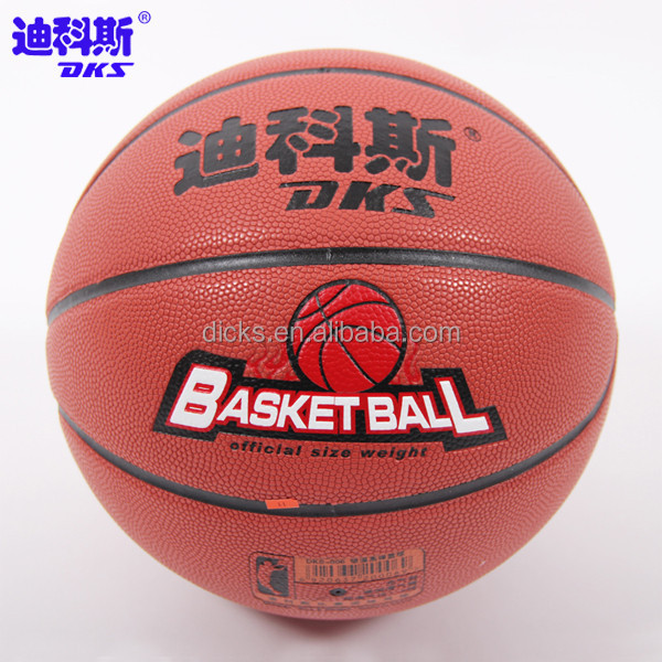 Wholesale Students Basketballs 8 Panels Outdoor PU Basketball