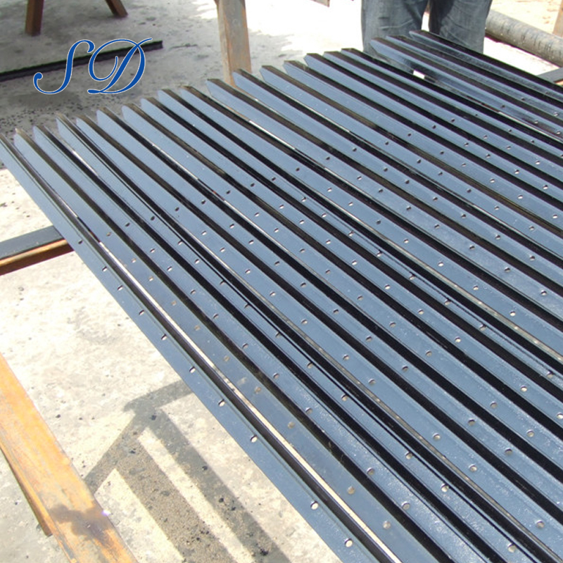 y Type Star Galvanized Fence Post/Steel Fence Pole
