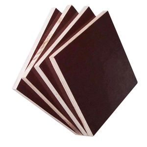 Waterproof WBP Glue 18mm Film faced plywood construction shuttering board