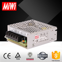 RS-50-12 AC-DC power supply mini size power supply 12 Volt 50W 4.2A smps