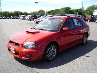 2005 Subaru Impreza Wrx Wagon Used Car Buy Wrx Product On