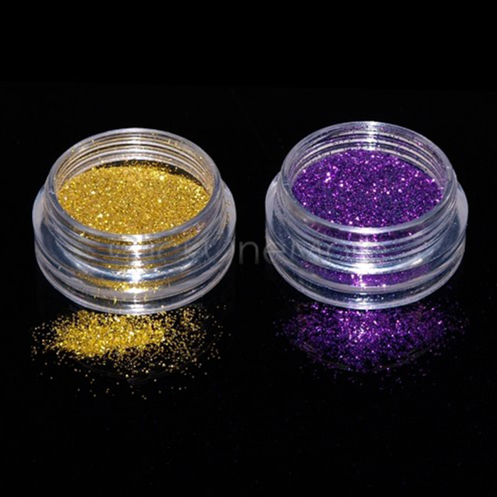 Unique products Decoration Glitter set for cosmetic & Printing