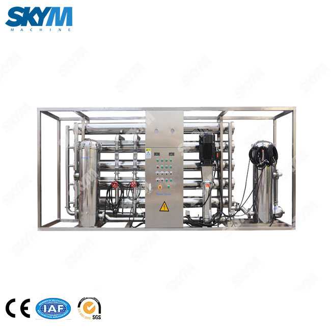 RO Equipment Water Filtration Unit For Drinking