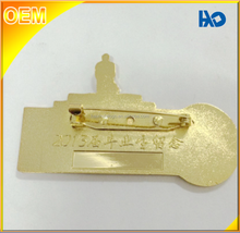 customized quality cheap metal lapel pins made in China