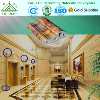 Green Material Interior U0026 Exterior Home Decoration Cornice Types
