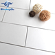 Low Water Absorption and High Quality White Subway Tile