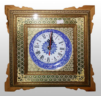 Clock By Khatam 303