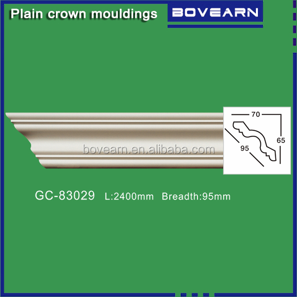 Good Quality European- style panle ceiling moulding for home Ceiling