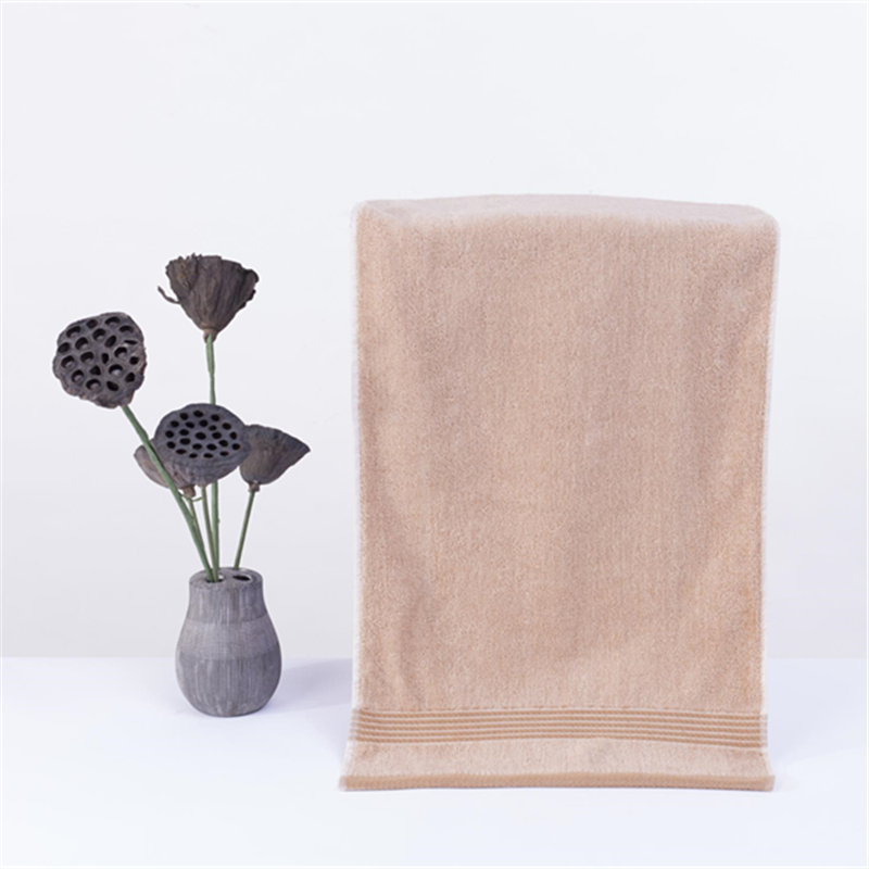 Hot sale High quality eco friendly Colored Cotton Towel