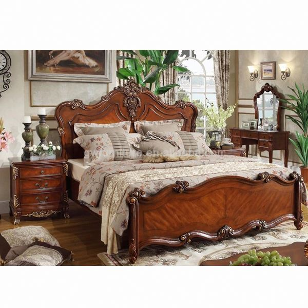 Chinese Antique Wooden Carved Bed Buy Chinese Antique Wooden