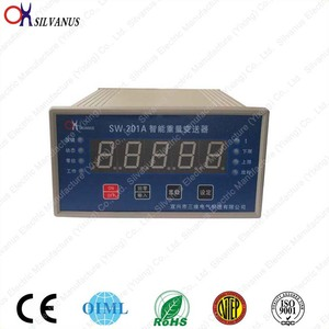 International approval Plastic Weighing Display indicator (sw201A)