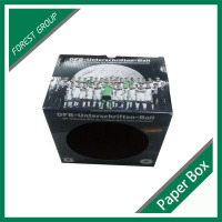 CUSTOM PAPER BOX FOR FOOTBALL / BASKETBALL