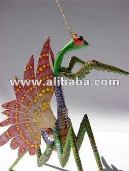 Oaxaca's Alebrijes - Buy Alebrije Carved Mexican Art Crafts Mexico Oaxaca  Wood Product on Alibaba com