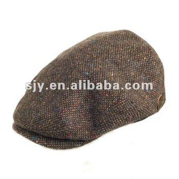 4efb35340d Design Vintage Mens Cotton Black Ivy Hats