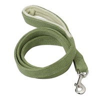 Amazon Top Seller 2019 Hemp Double Dog Collar Leash Training Leash Running With Fleecing Handle