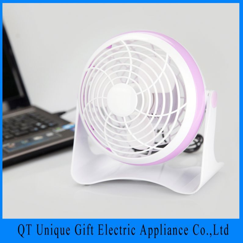 Small Home Appliances 12V Dc Air Cooler Quiet Table Fan