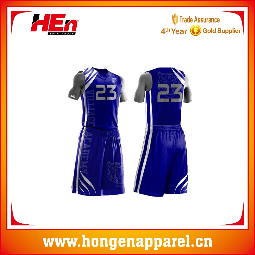 Hongen apparel High quality european basketball uniforms design Custom sublimation quick dry polyester china supplier basketball