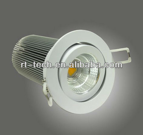 Widely used in Australia market 4inch 20w cob led downlight