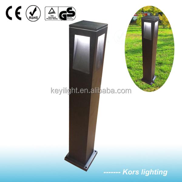 Nieuwe ontwerp aluminium helderheid 220v outdoor tuinverlichting tuinverlichting paal licht - Outdoor licht tuin ...