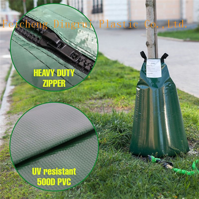 Tree Watering Bag Basic Water Saving Slow Release For Drip Irrigation Pvc Automatic Releasing