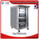 Commercial Bakery Deck Oven / Deck Mini Gas Oven