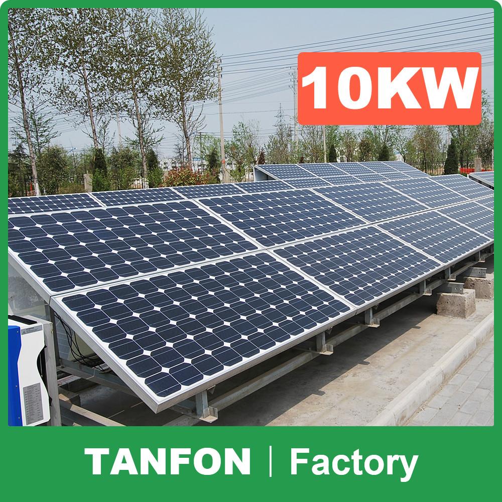 solar 5000w off grid solar system 50kw 100kw 15kw 20kw 30kw 40kw
