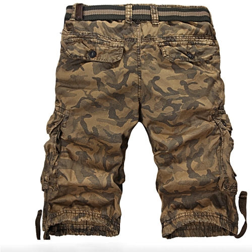 New summer camouflage MMA Fighting Shorts MMA Men's casual pants men's boxer shorts Sanda shorts Muay Thai boxing