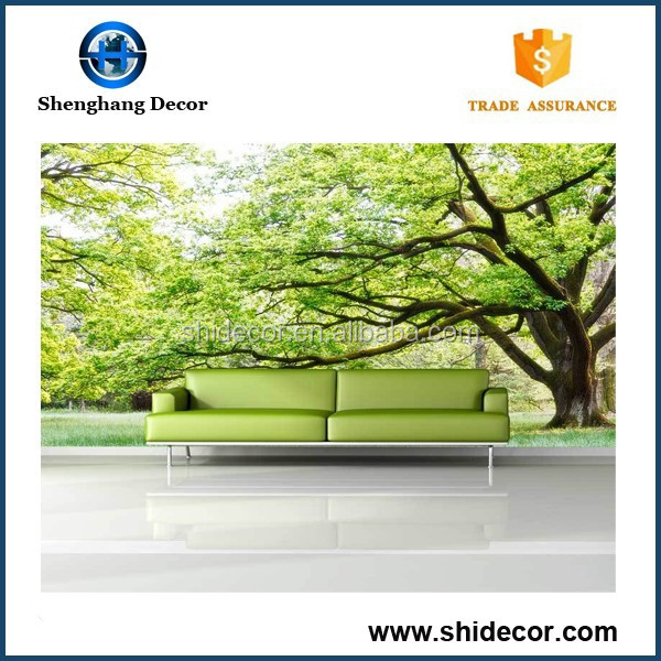 Top quality living room 3d wallpaper in China wholesale wall paper price non woven fabric