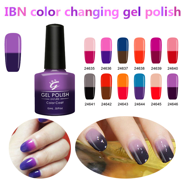 Healthy Nail Art Use Ibn Brand Gel Nails Colours - Buy Gel Nails,Gel ...