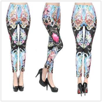 60cdbe30bf56f5 Wholesale Custom Printed Yoga Brushed buttery soft Leggings For Women