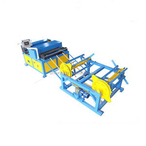 High quality air duct forming machine Line 3 locking making machine