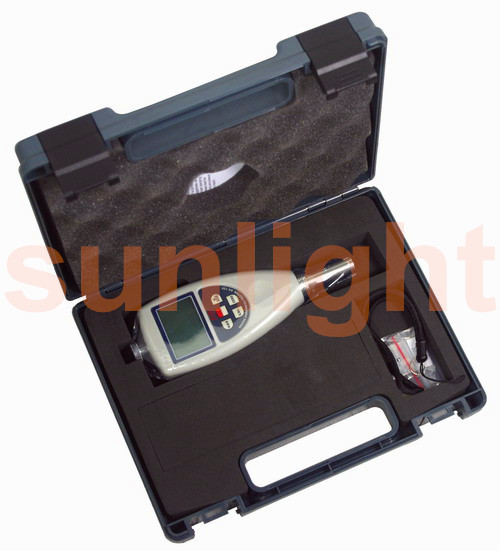 Digital Shore A Hardness Meter, Soft Rubber Durometer SH120A