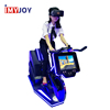 Profitable vr fitness bike 9d vr bicycle ride+vr rotating rider