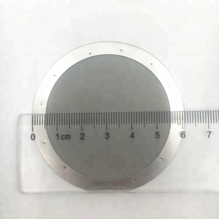 Stainless Steel Coffee Filter Disc for Coffee Makers