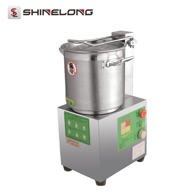 Automatic Food Machinery Commercial Restaurant Food Mincing Leaf Vegetable Cutter Meat Cutting Machine Vegetable Chopper Making