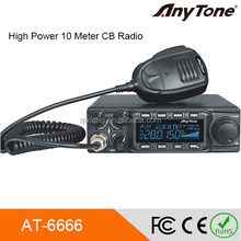 Anytone AT-6666 27mhz High Power 10 Meter CB Radio