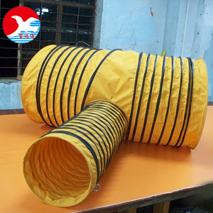 Hot Sales Air Conditioning Flexible Pvc Duct Hose Duct