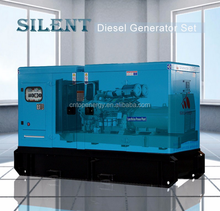 Open Type or Silent Diesel Genset with Yuchai engine Brushless Generator Control System
