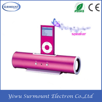 bluetooth speaker desktop station for ipod mini speaker