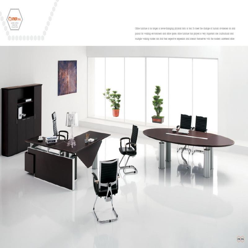 China Manufacturer Manager Executive Desk Office Furniture Outlet