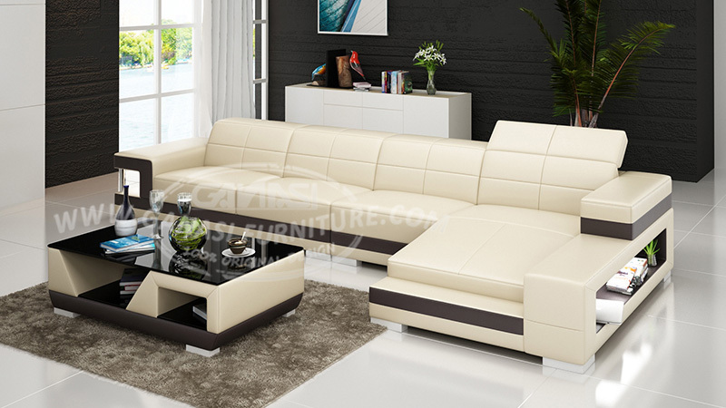 luxury l shaped sofas luxurious l shaped sofa set designs ideas thesofa. Black Bedroom Furniture Sets. Home Design Ideas