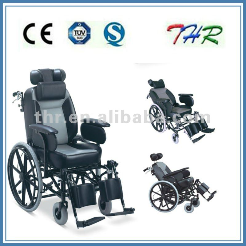 Thr-204bjq High Back Reclining Wheelchair - Buy Reclining WheelchairHigh Back Reclining WheelchairManual Wheelchair With High Back Product on Alibaba.com  sc 1 st  Alibaba & Thr-204bjq High Back Reclining Wheelchair - Buy Reclining ... islam-shia.org