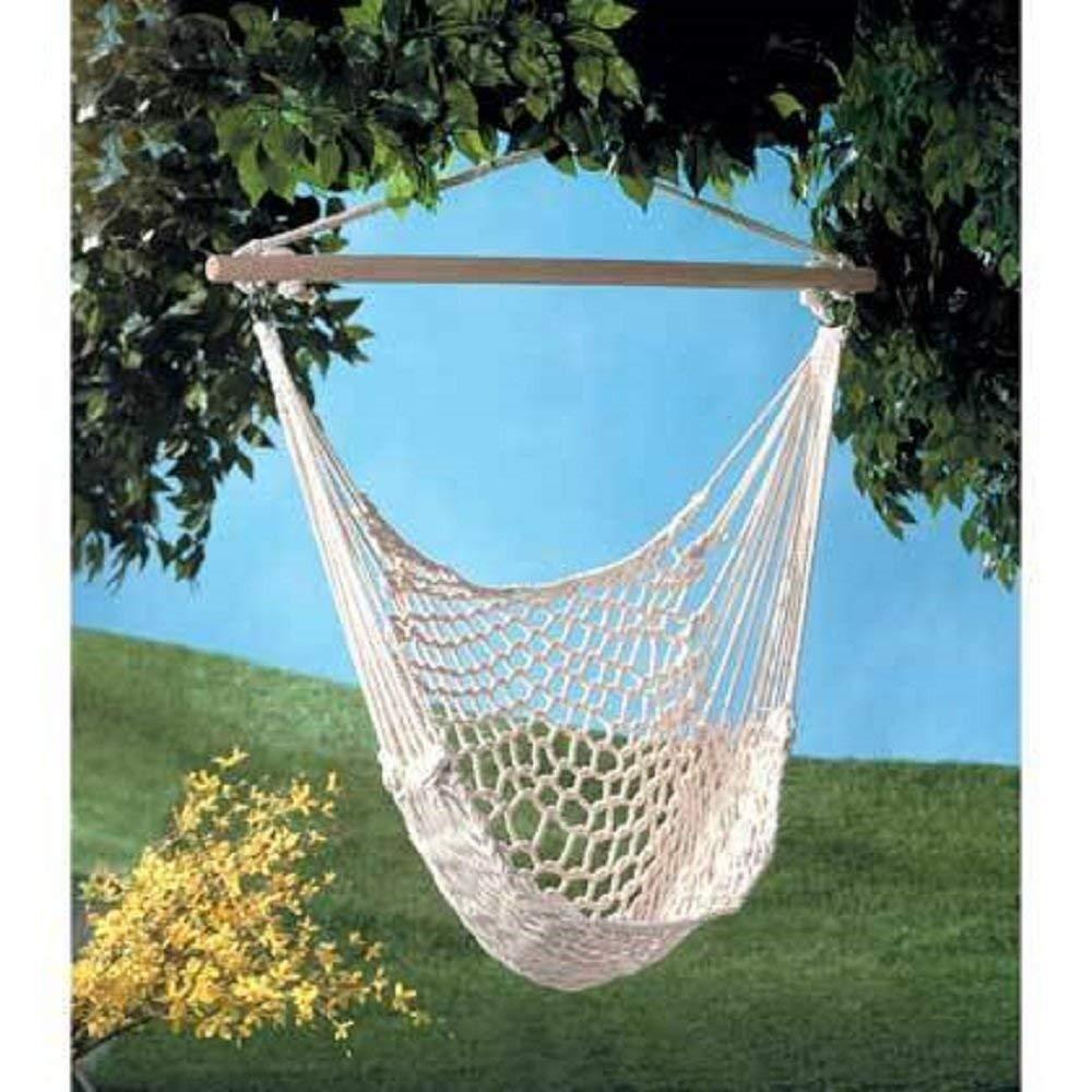 BESTChoiceForYou Hammock Swing Chair Hanging Swing Outdoor Rope Air Solid Sit Outdoor