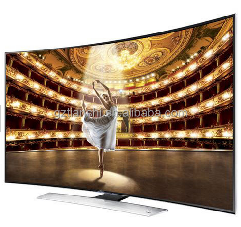 Nieuwste 65-Inch Gebogen 4K Ultra HD 3D Smart LED TV