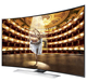 Newest 65-Inch Curved 4K Ultra HD 3D Smart LED TV
