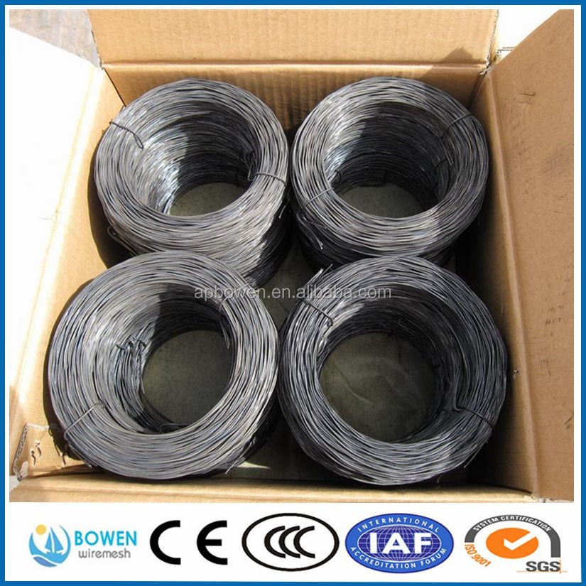 China Supplier 16 Gauge Black Annealed Iron Wire/bwg 21soft ...