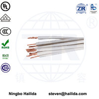 Grey UL approval PVC insulated electrical wire