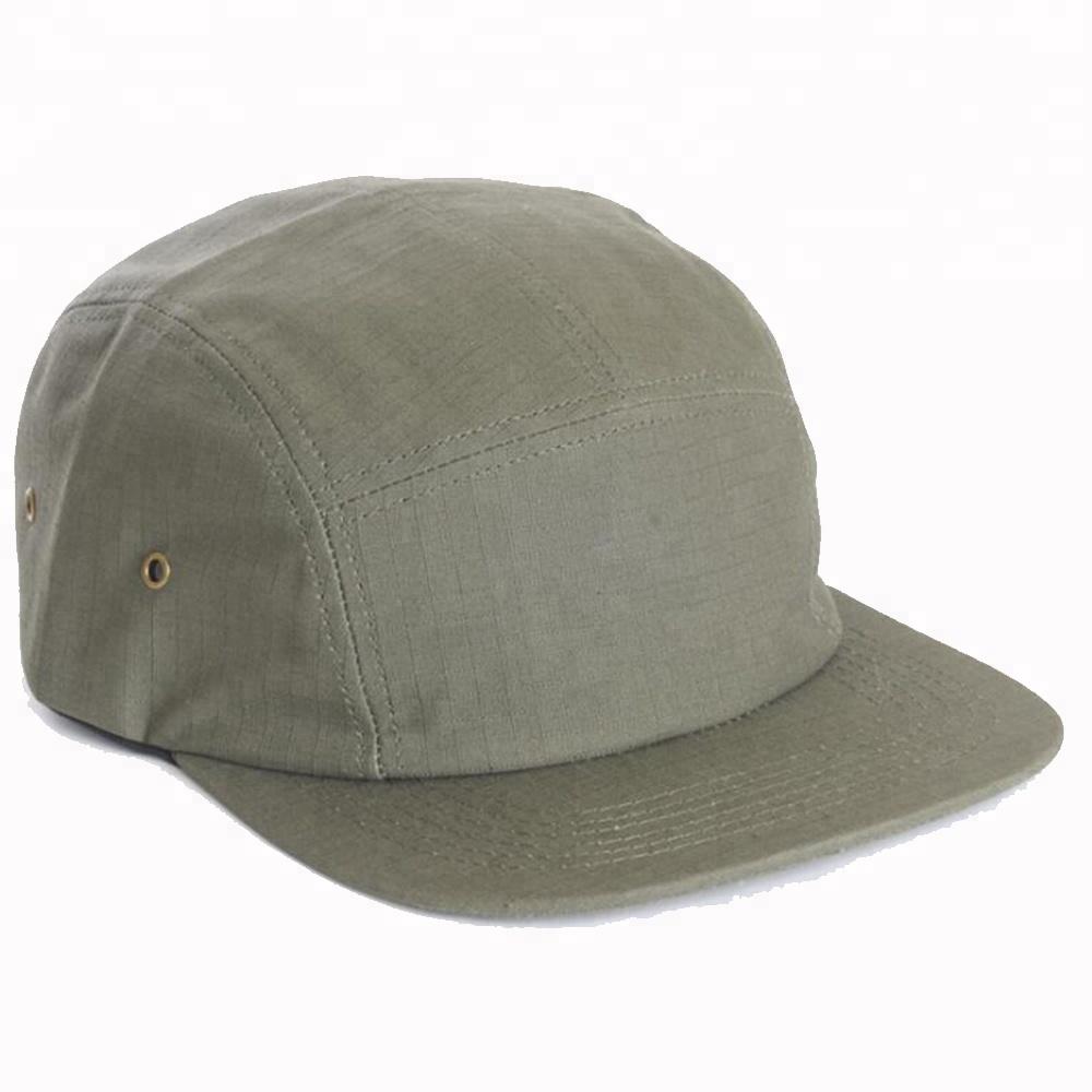 Wholesale Blank Nylon 5 Panel Camp Cap Back Strap Hat - Buy ... 2bfcf8f0cbd