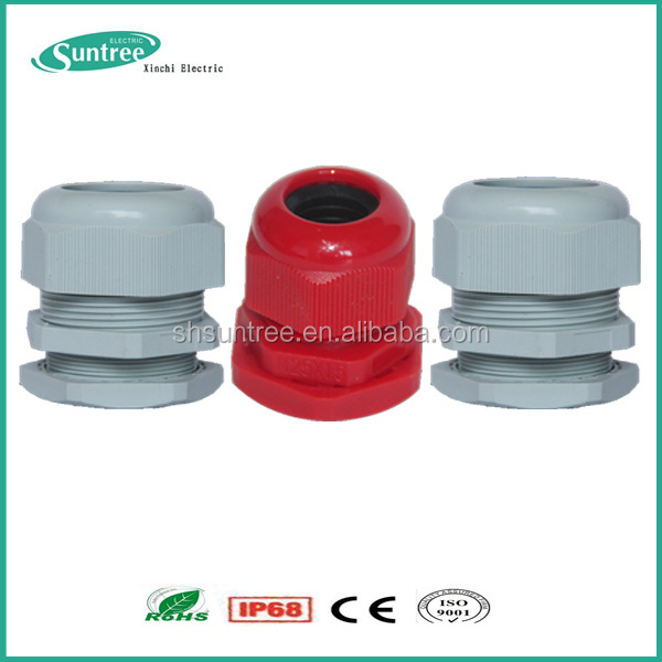 IP68 Waterproof Electrical Cable Gland Connection